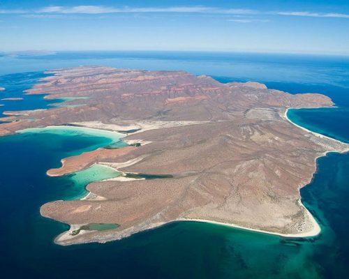 Isla Espiritu Santo: Tours La Paz