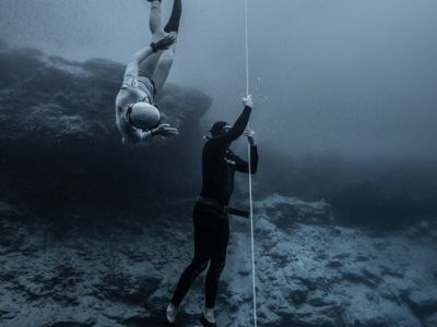 Safety regarding freediving courses