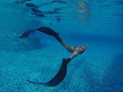 Pool Freediving DYN