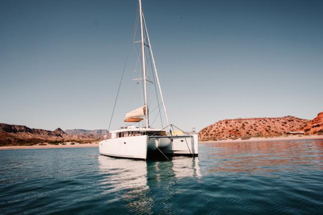 Sailing Charter Sea of Cortez