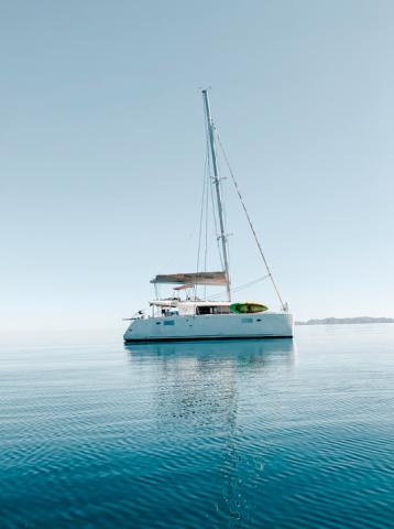 Catamaran La Paz