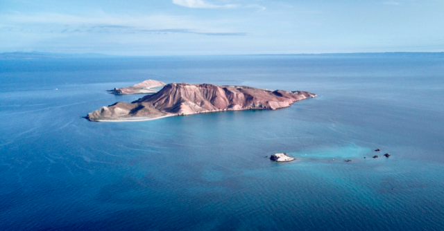 Islands of Sea of Cortez